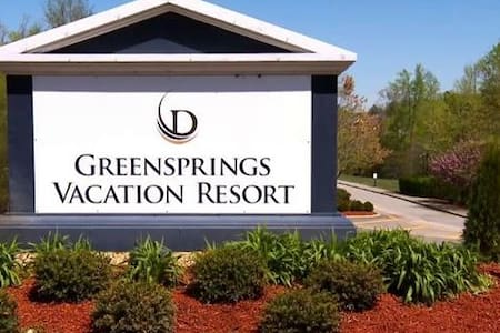 Greensprings Vacation Resort - Williamsburg - Osakehuoneisto
