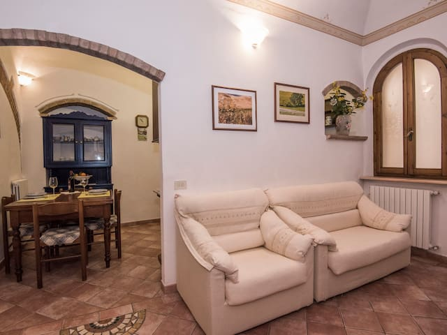 Appartamento Volterra Fortezza Medicea - Volterra - Apartemen