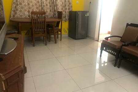 Two Bedroom Flat in T Nagar - Heart of the city