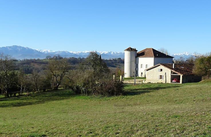 La Tuquette, dépendance du château - Castillon-de-Saint-Martory - Ház