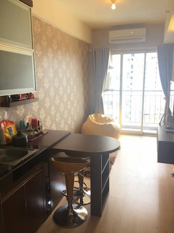 Apartment in BSD City with complete facility+WiFi