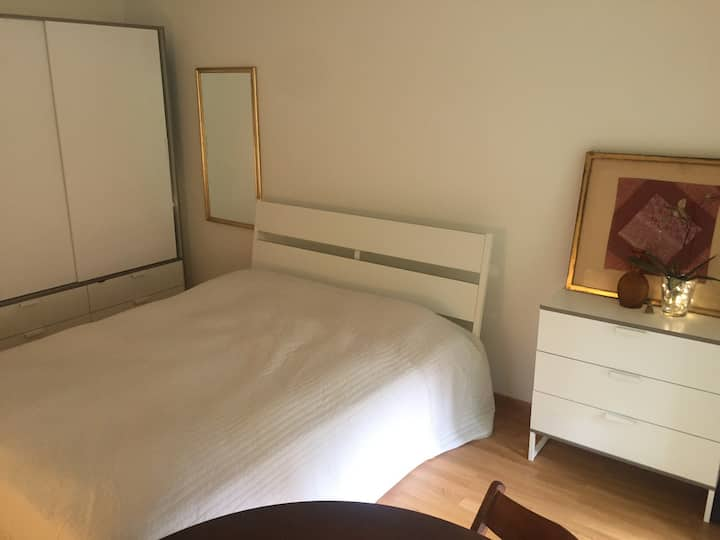 February Longstay: Apartment in Zurich City