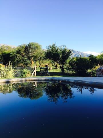 El Atelier- Pile Paz y Naturaleza!! - San Javier - Nature lodge