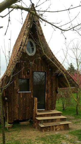 Maisonnette de la Fée Oursinest - Essuiles - Rumah