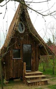 Maisonnette de la Fée Oursinest - Essuiles - Casa