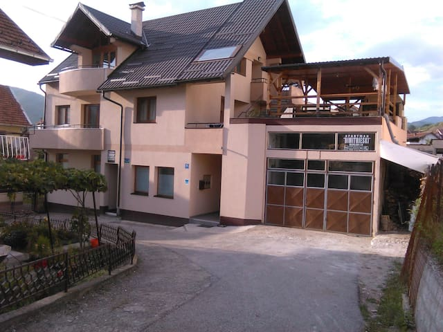 Apartment Dimitrieski - Višegrad