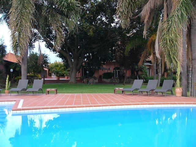 Villa l'Agave 1