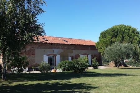 Belle chambre proche de Toulouse - Deyme