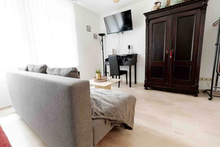 Beautiful little flat in city center of Stuttgart