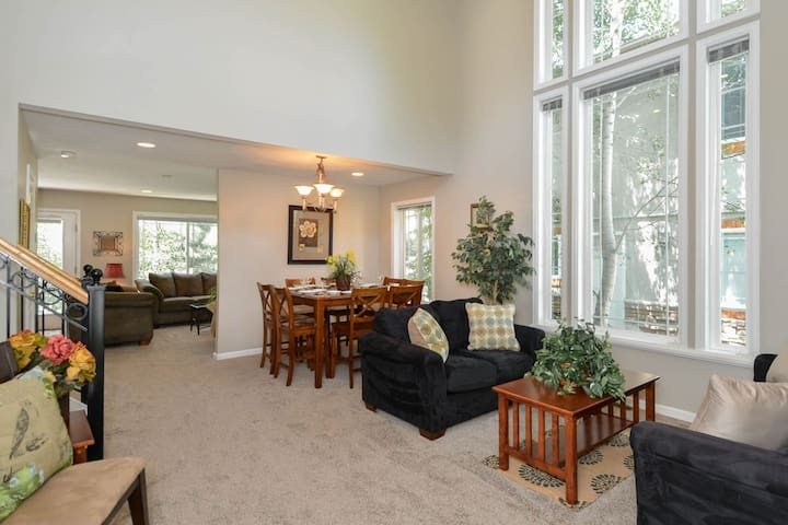 3BR SLC Cottonwoods Vacation Home - Midvale - Maison