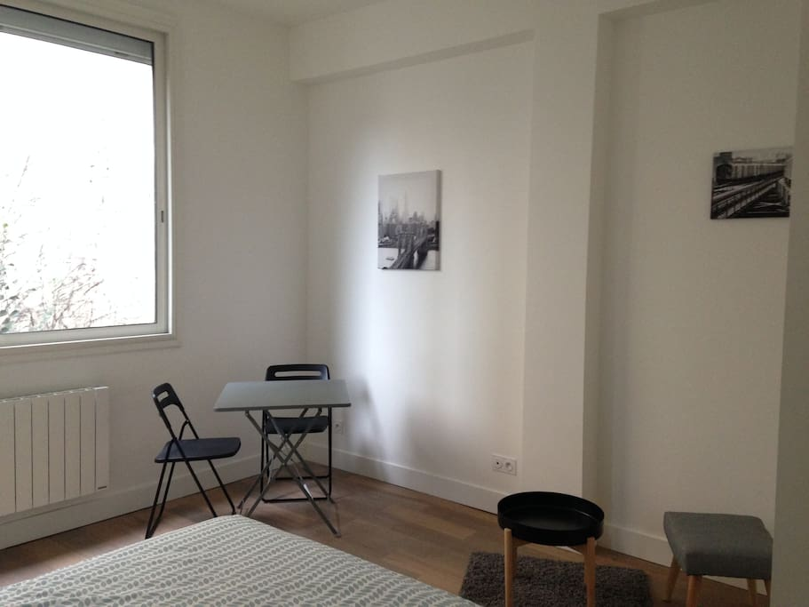 Joli studio calme centre de bordeaux appartements for Location appartement studio bordeaux