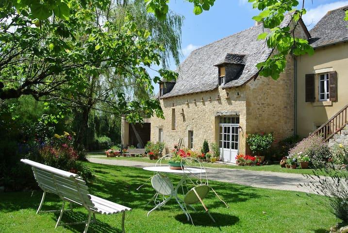 La grange de la Bonaurie - Chambres d'hotes