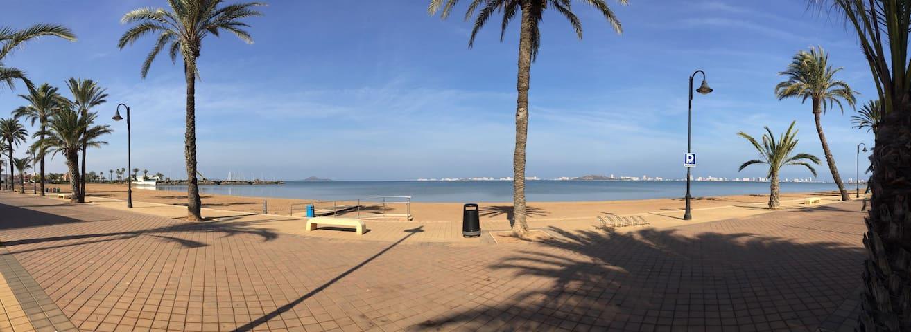 Precioso apto en Mar de Cristal - Cartagena - Appartement