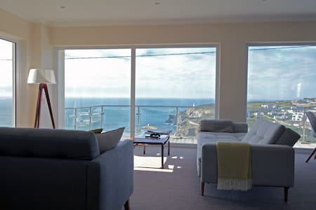 Spectacular sea views, Portreath - Portreath - House
