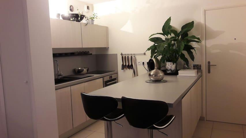 Très bel appartement lumineux et proche commodités - Lyon-8E-Arrondissement - Appartamento