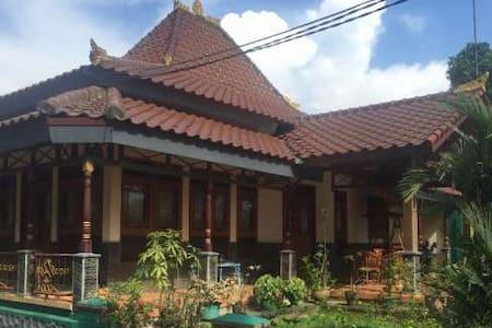 Villa Joglo Purwakarta - Kecamatan Purwakarta