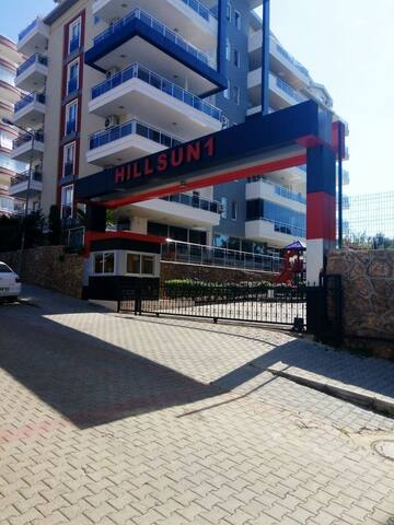 Lux Apartment in Alanya