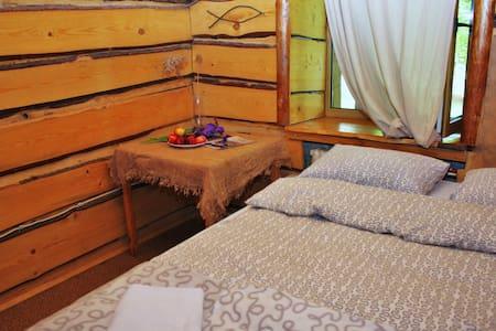 Бюджетный двухместный с двухспальной кроватью