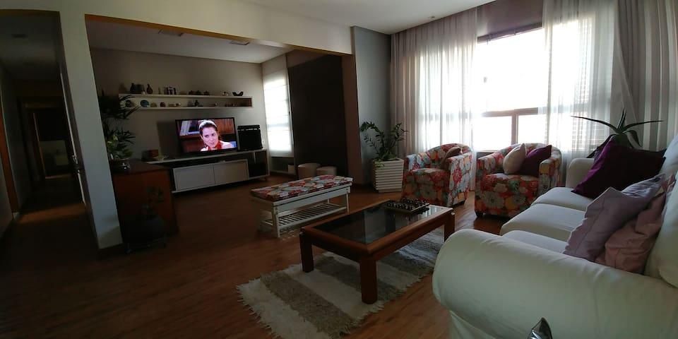 Sua casa em Brasília