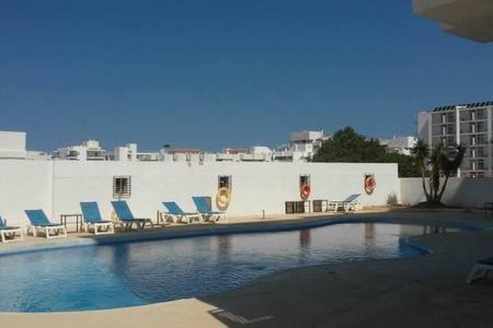 Apartamento estudio renovado en San Antonio, Ibiza