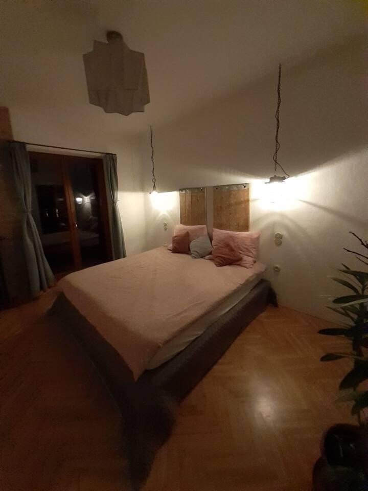 Design house, romantic suite room italian shower:)