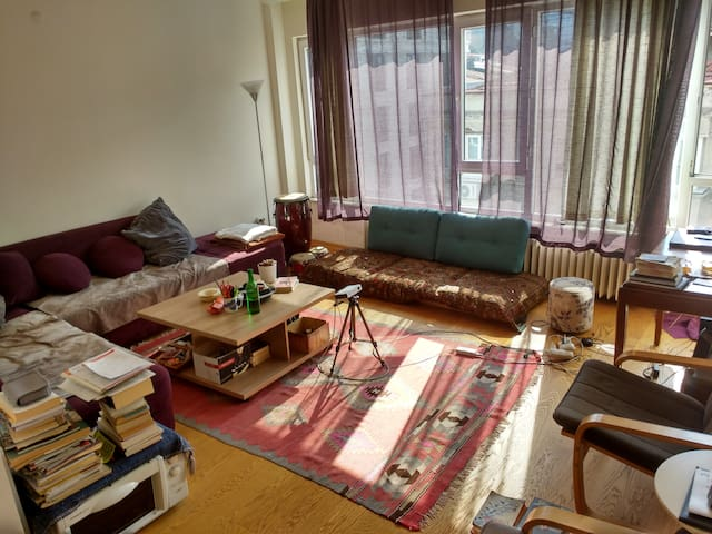 Central Stay in Istanbul, Lively AND Peaceful - Şişli - Apartment