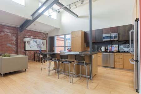 DTLA Loft | Artsy + Hip - Los Angeles - Loft