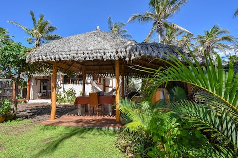 Pura Vida AC Garden -  Beach access & -20% Diving