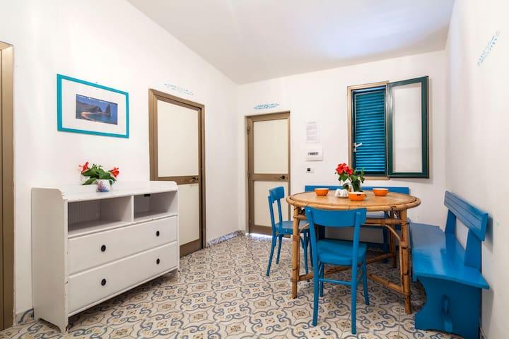 Resort Nettuno Amalfi Sorrento - Nerano - Apartament