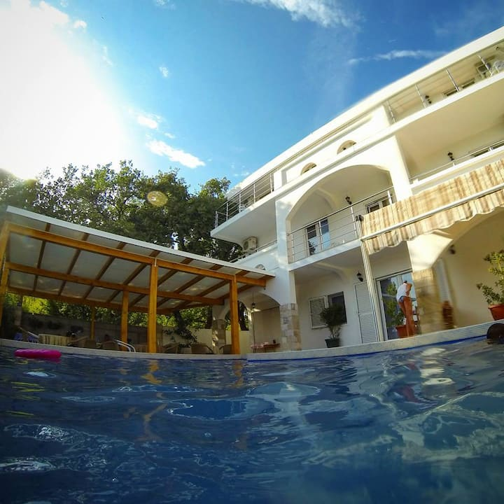 Pension Bonaca isyour holiday home!