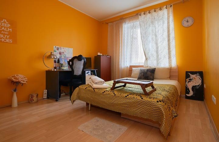 The room  near Kardiolita, SEB Arena, PC Akropolis