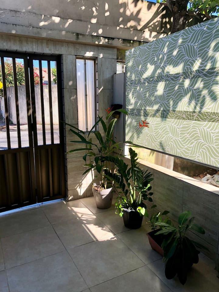 Mini Casa independente na Praia das Gaivotas