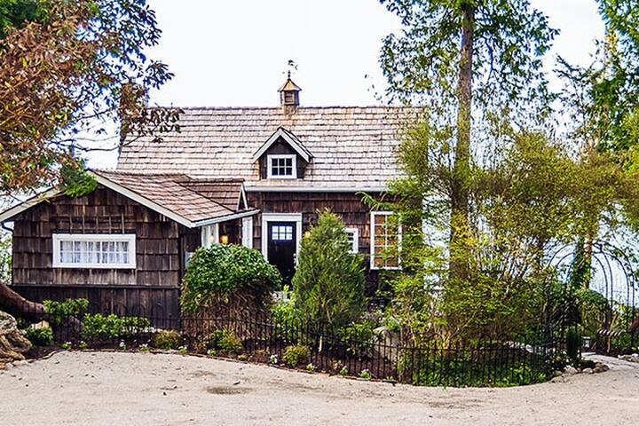 Coupeville Cliff House - Coupeville - Casa