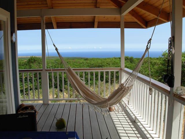 Cottage Hale Moana (Oceancottage) - Naalehu - Dům