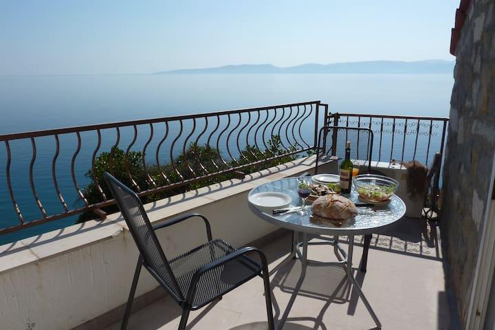Villa San Marko, dreamview at seafront location!