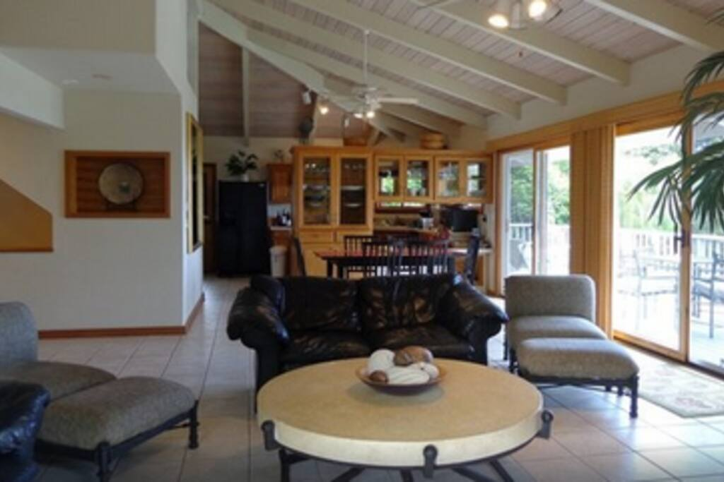 Open Concept Fully Stocked Home