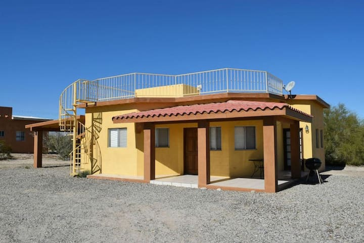 2BR San Felipe Rental House + Heated Pool