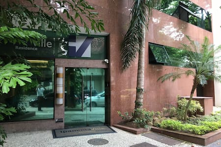 Flat in Ipanema with  daily housekeeping