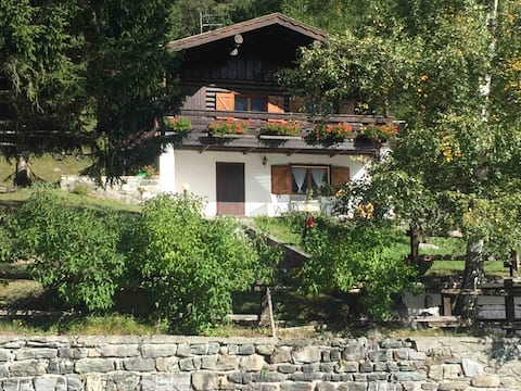 Family chalets for hikers and skiers