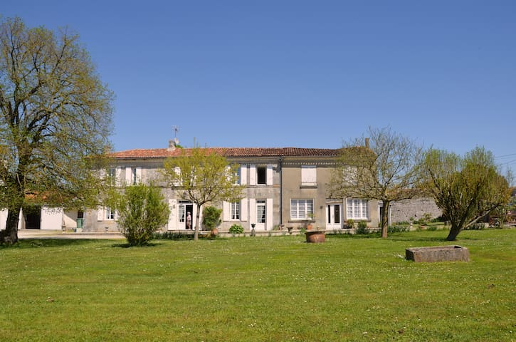 Chez Arlette - à 38 minutes de la mer - Pérignac - Casa