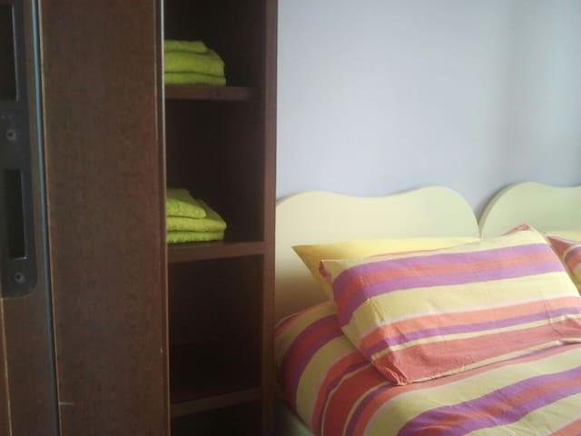 Business Room, in《Attico degli Dei》 - Lucca - Bed & Breakfast