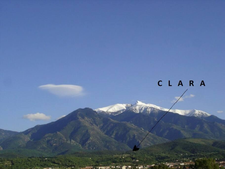 CANIGOU 2755 mètres