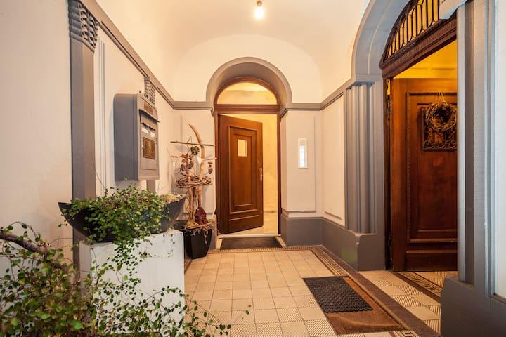 Burgblick - wohnen mit Stil - Wohnung mit 68 m²