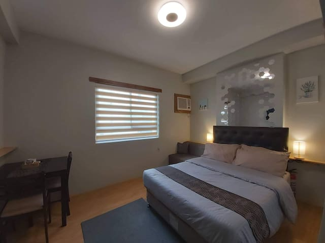 Affordable studio unit at Mivesa  B2