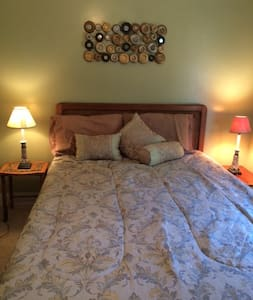Comfortable room- short drive to Athens/UGA - Watkinsville - Dom