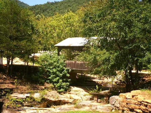 Covered Bridge Cabin