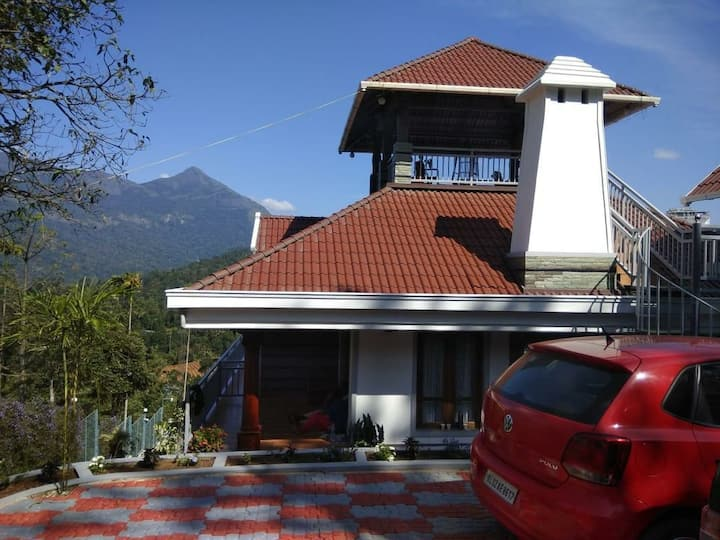 4 BHK Premium villa with Mountain view