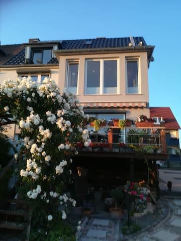 Appartment Fasanenhof, Terrasse, Klinikum/Uni nähe