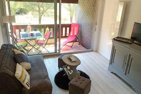 Appartement avec grand balcon - Carnac