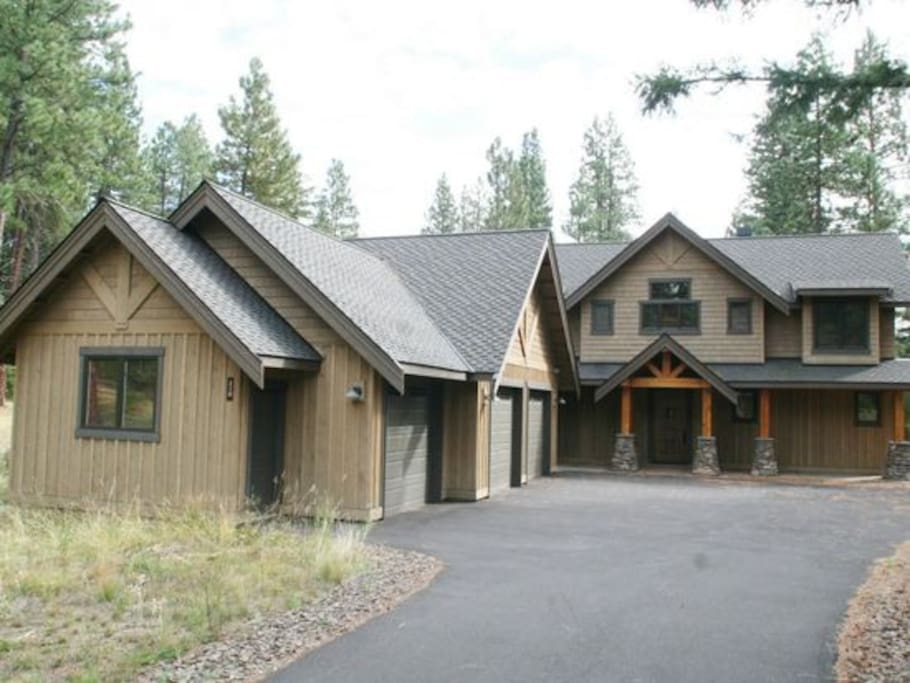 Suncadia cabin retreat cabins for rent in cle elum for Cle elum lake cabins